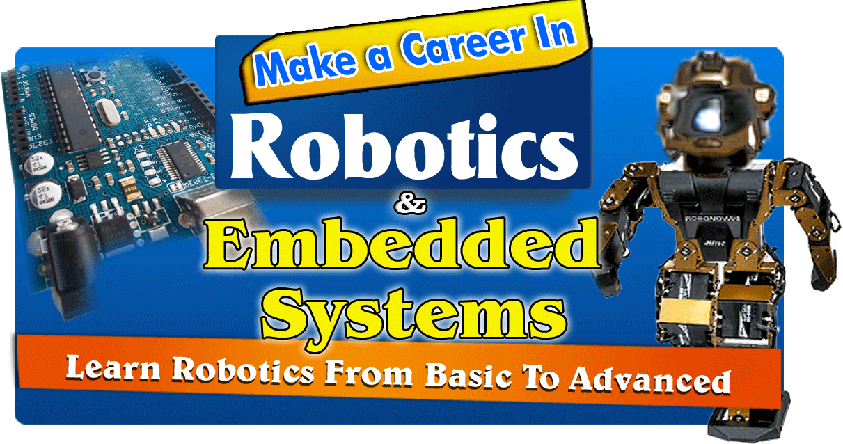 Embedded Systems And Robotics Course Training In Ratlam Mp Unique